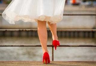 Nevěsta v mini? Sklidí obdiv a rozvášní davy