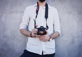 Okamžiky štěstí aneb příběh svatebního fotografa