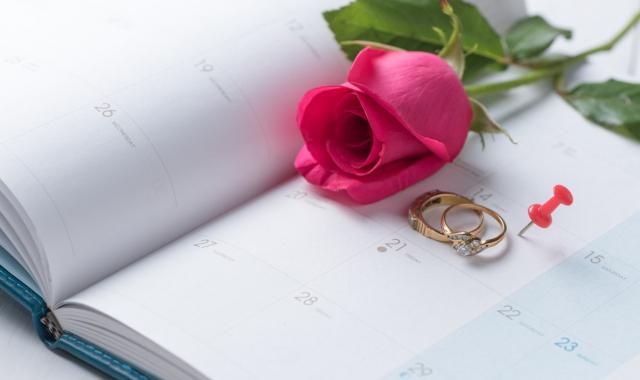 Plánování svatby: Přinášíme nejlepší svatební data roku 2020 a 2021