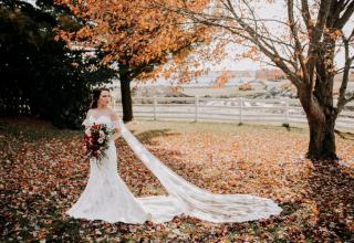 Podzimní svatební kytice: Z jakých květin můžete vybírat?