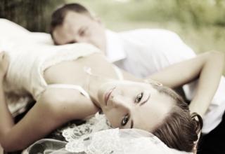 Pózy pro svatební focení