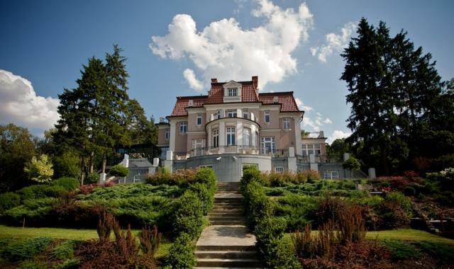 Představení svatebního místa Rezidence Liběchov
