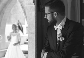 Pověra o svatebních šatech