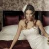 Rozhovor s Andreou Verešovou při focení svatebních šatů