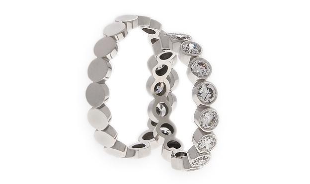 Snubní a zásnubní prsteny s vlastním designem