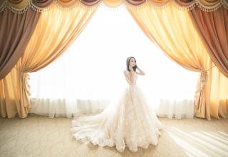 Jak na správnou délku svatebních šatů