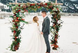 Svatba o Vánocích: Romantická pohádka s jedinečnou atmosférou