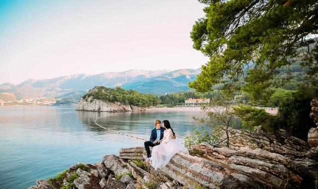 Svatba s vůní moře, aneb když je moře daleko