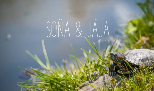 Real wedding - Soni a Jáji 30.4.2016