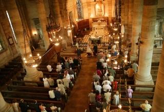 Svatba v kostele, co nás čeká?