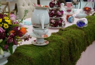 Svatební dekorace á la Alenka v říši divů