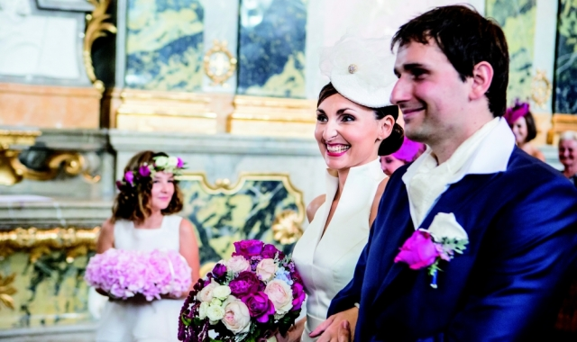 Svatební den Terezy a Jakuba