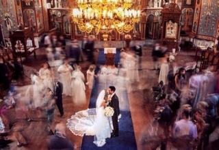 Svatební etiketa, jak se chovat na velké svatbě?