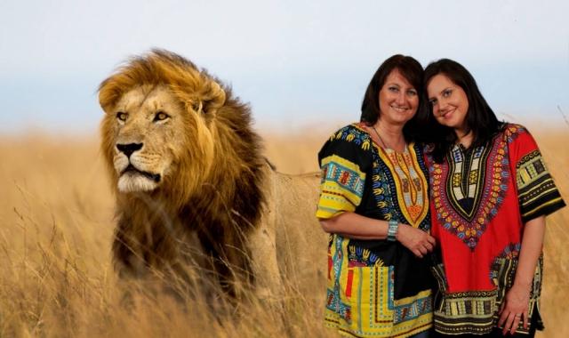 Svatební fotokoutek s kterým se ocitnete třeba v Africe