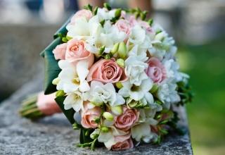 Svatební kytice a symbolika květin