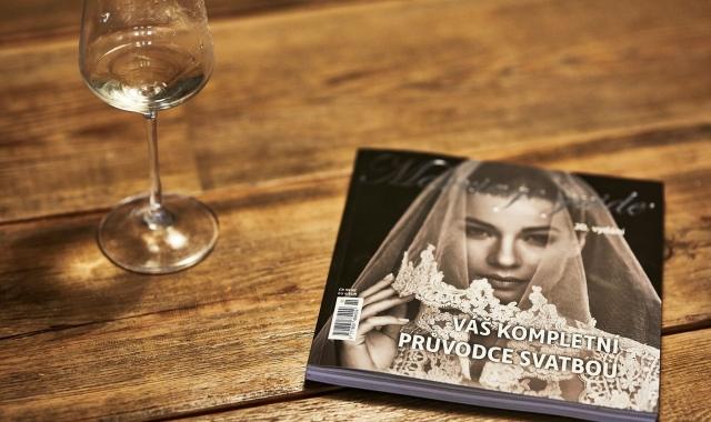 Svatební magazín Marriage guide 2019