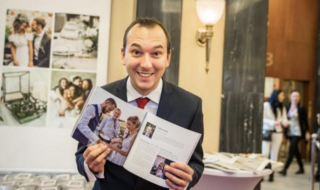 Svatební magazín Marriage guide 2021