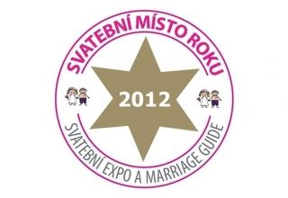 Svatební Místo Roku 2012 - výsledky ankety