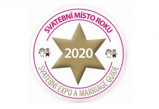 Svatební místo roku 2020