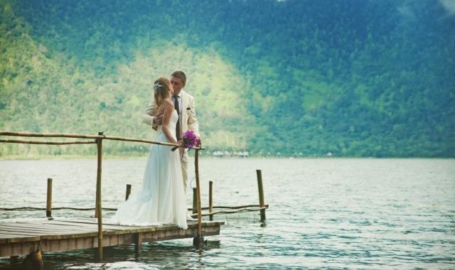 Svatební místo snů