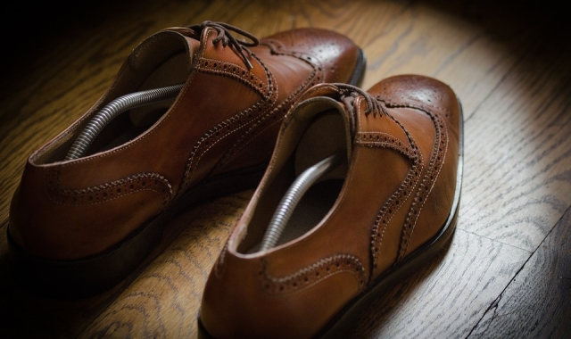 Svatební obuv pro ženicha