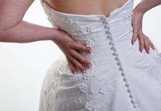 Svatební šaty, děděné z generaci na generaci