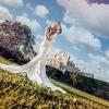 """Svatební šaty roku 2014 """"Diamond of the Universe"""""""