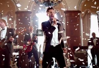 Svatební videoklip od Maroon 5