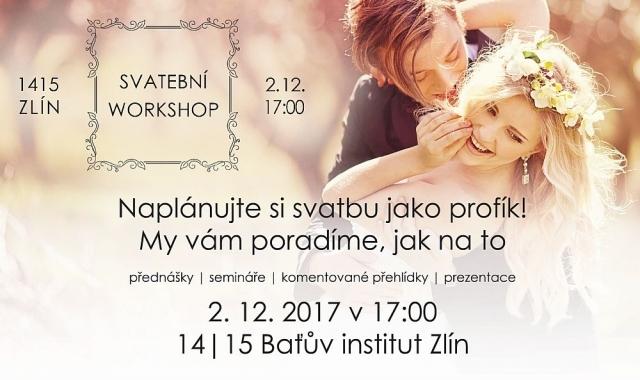 Svatební Workshop Zlín aneb škola pro snoubence