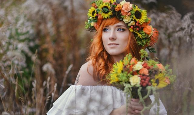 Tipy na dokonalé podzimní svatební líčení