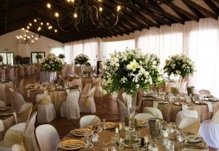 Trendy svatební výzdoby s meruňkovou barvou
