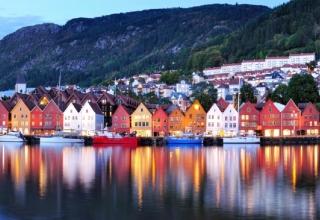 Vydejte se na svatební cestu do zasněženého Norska!
