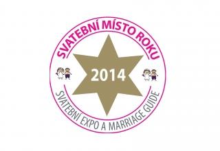 Výsledky soutěže o nejlepší Svatební místo roku 2014