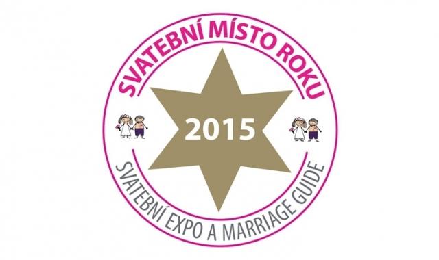 Výsledky soutěže o nejlepší svatební místo roku 2015