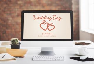 Význam svatebního webu rozhodně nepodceňujte!
