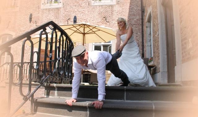 Zajímavé hry na svatbu