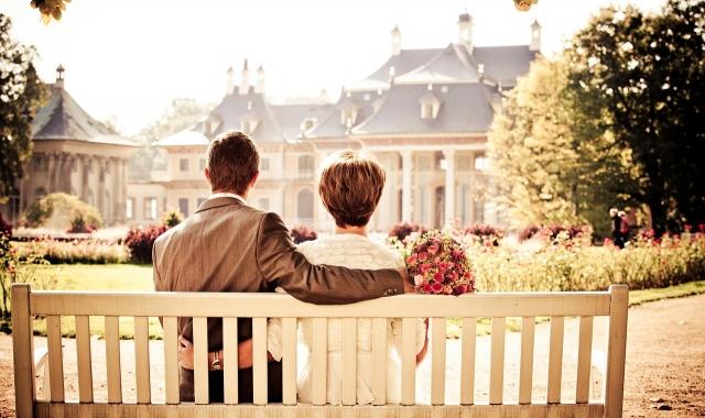 Zážitek na celý život? Svatba na zámku vás nadchne!