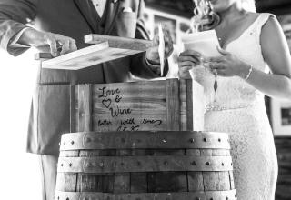 Znáte podzimní svatební Wine Box rituál?