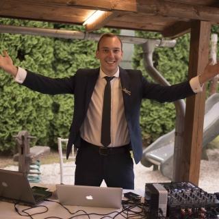 Martin Cihlář svatební moderátor a DJ z Evropy 2