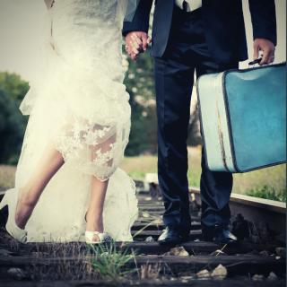 Svatební vlak